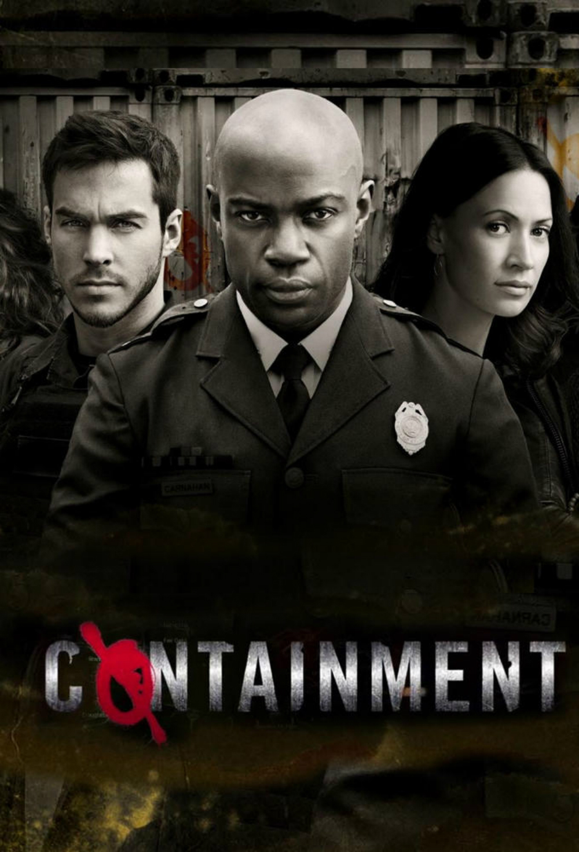 Resultado de imagen de portada de la serie containment