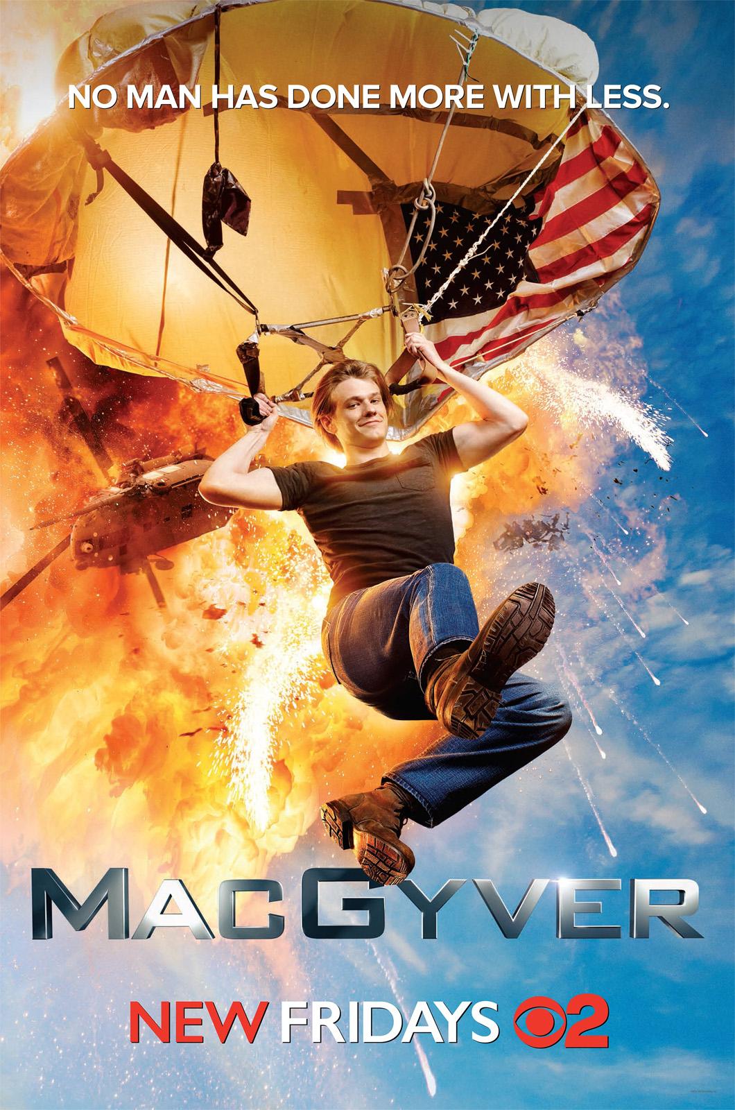 MacGyver Temporada 1 & 2 720p Español Latino