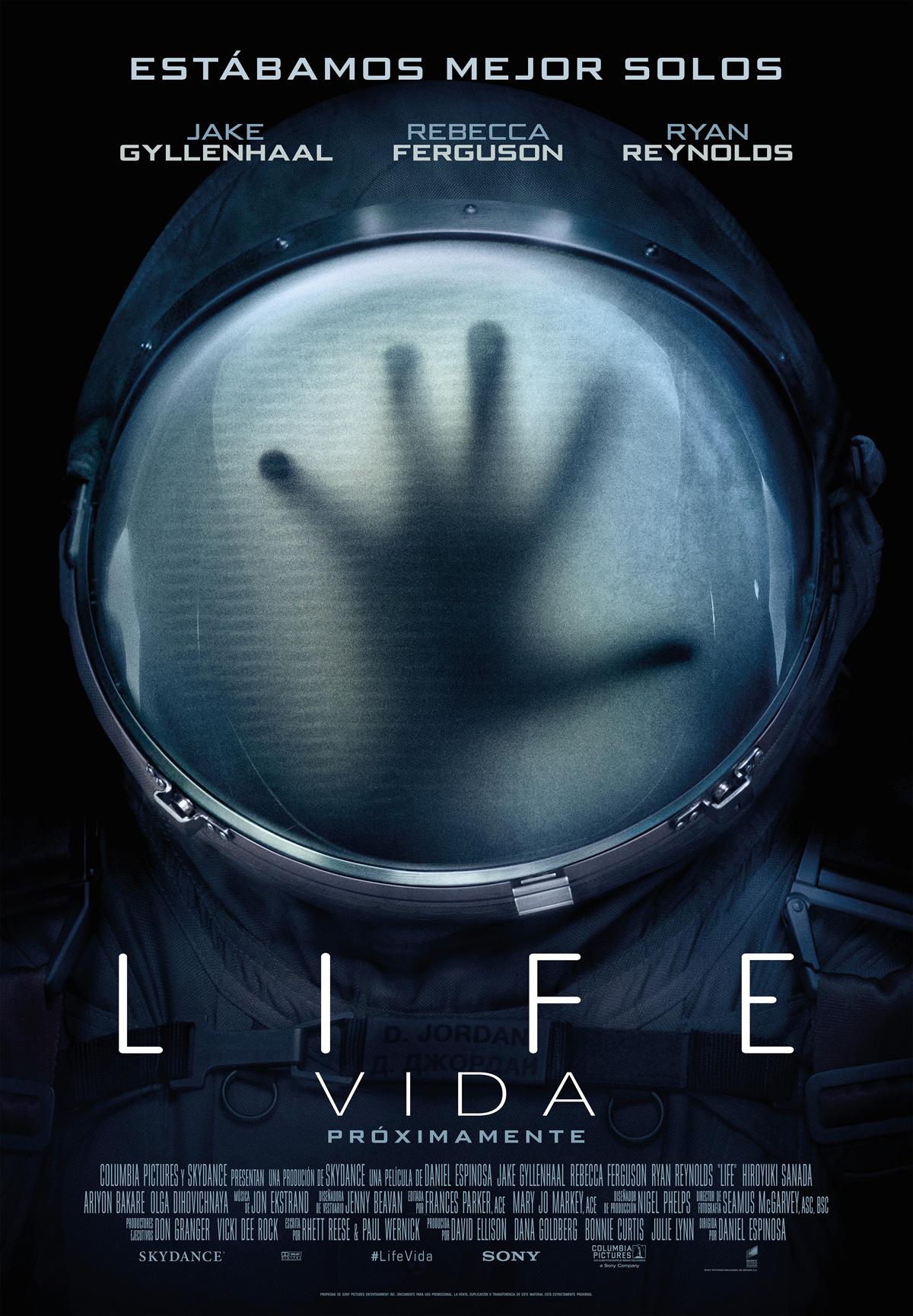 Life (Vida) - Película 2017 - SensaCine.com