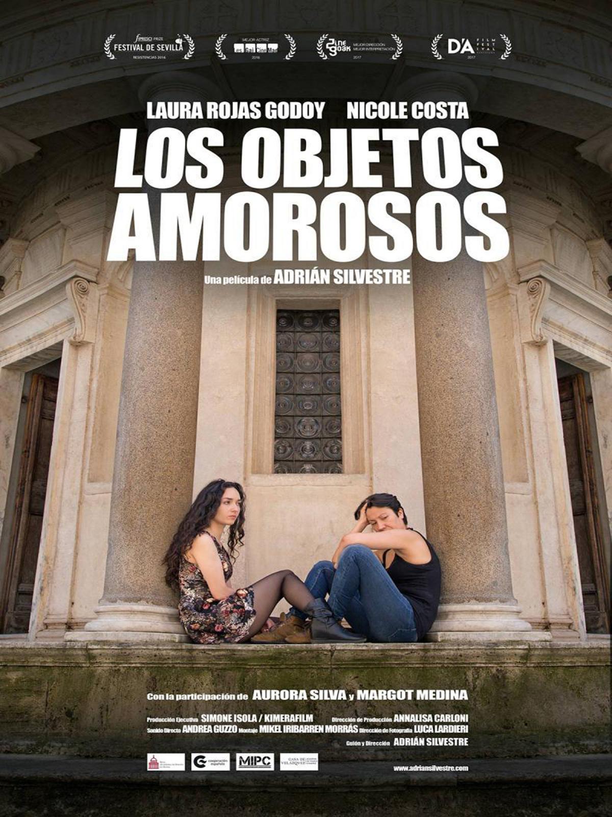 Los objetos amorosos - Película 2016 - SensaCine.com