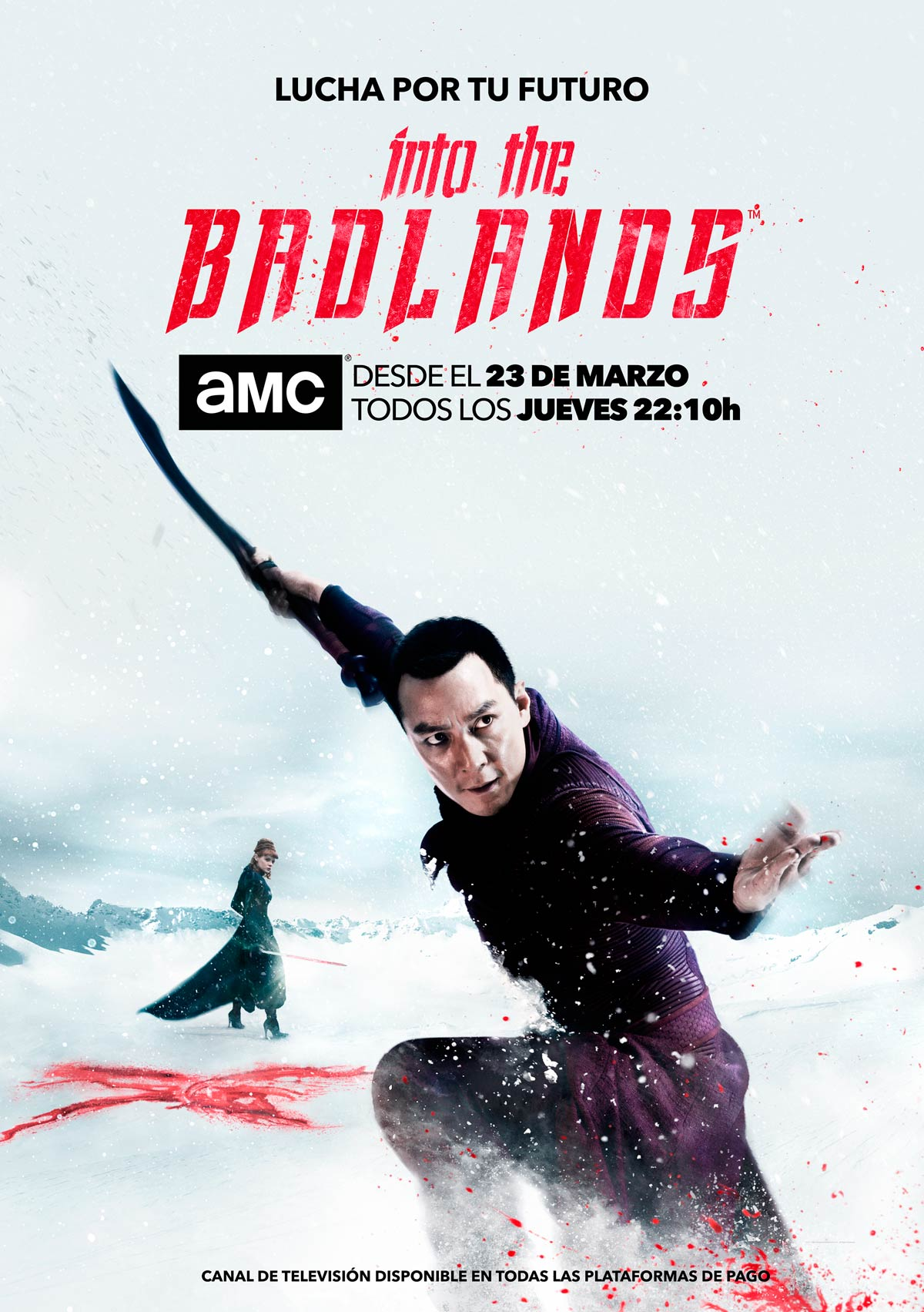 Into The Badlands Serie