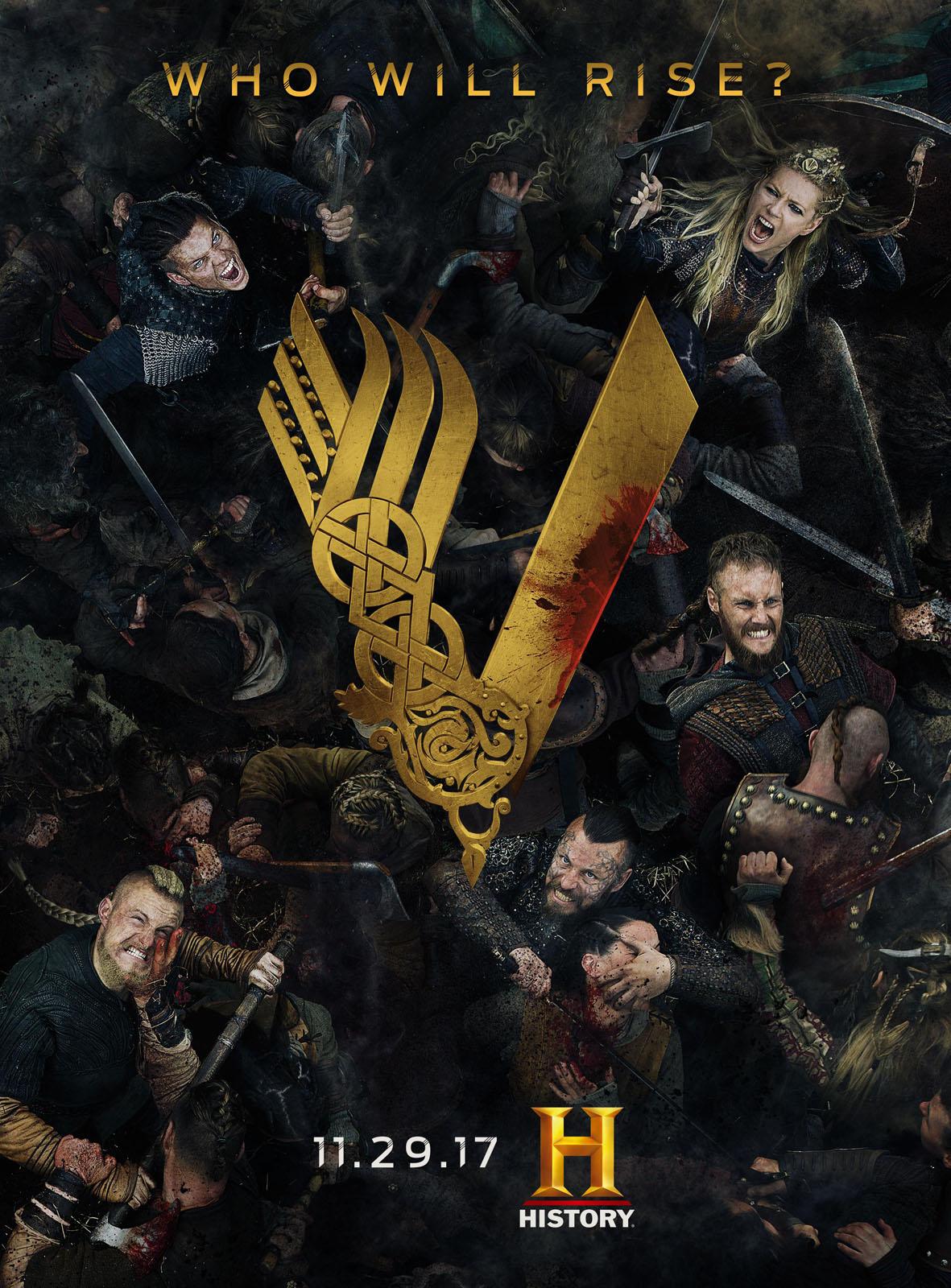 Vikingos Temporada 5 - SensaCine com