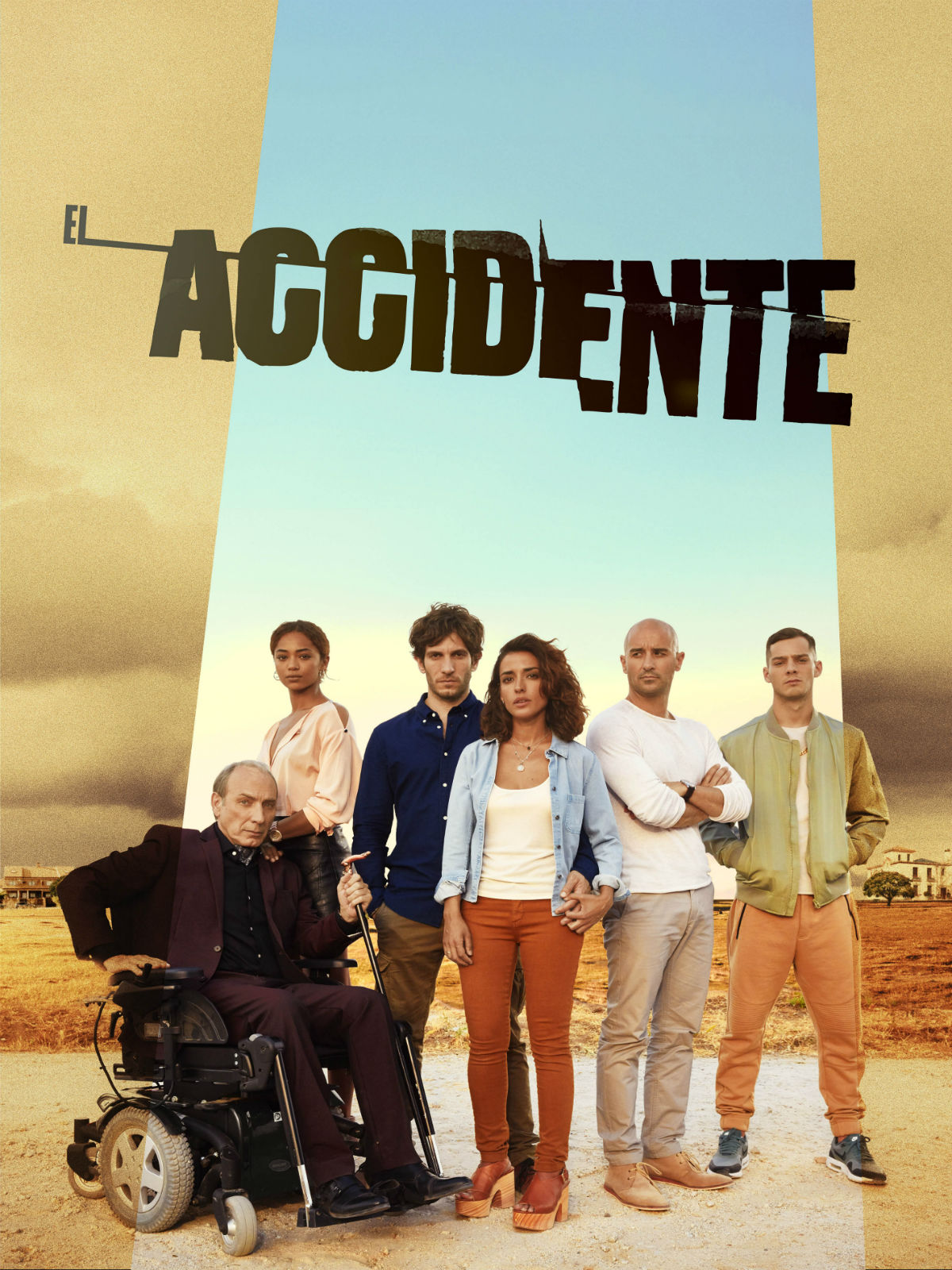 Matrimonio Accidente Sinopsis : El accidente serie sensacine