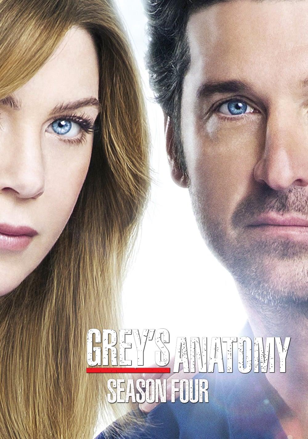 Anatomía de Grey Temporada 4 - SensaCine.com