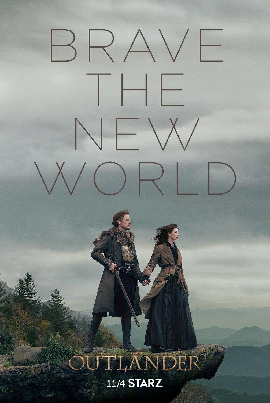 Resultado de imagen de outlander temporada 5 poster