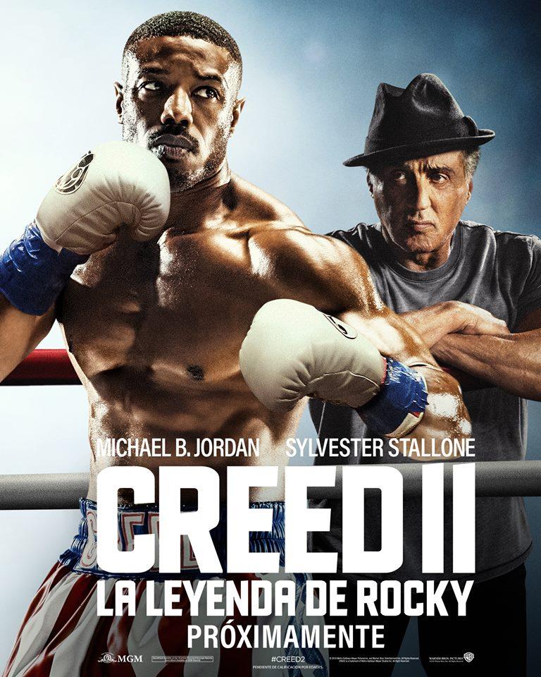 Creed 2 Película 2019 Sensacine Com
