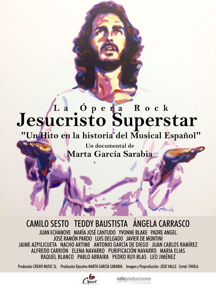 Jesucristo Superstar Un Hito En La Historia Del Musical Español Película 2018 Sensacine Com