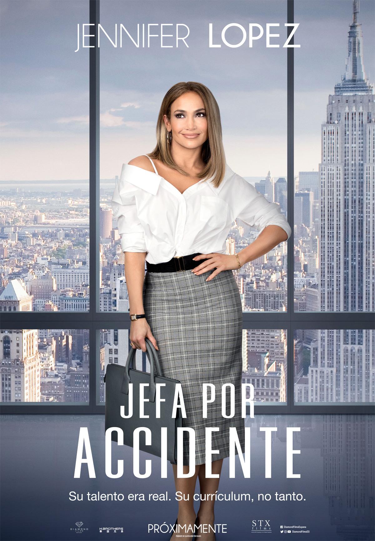 Jefa por accidente - Película 2018 - SensaCine com