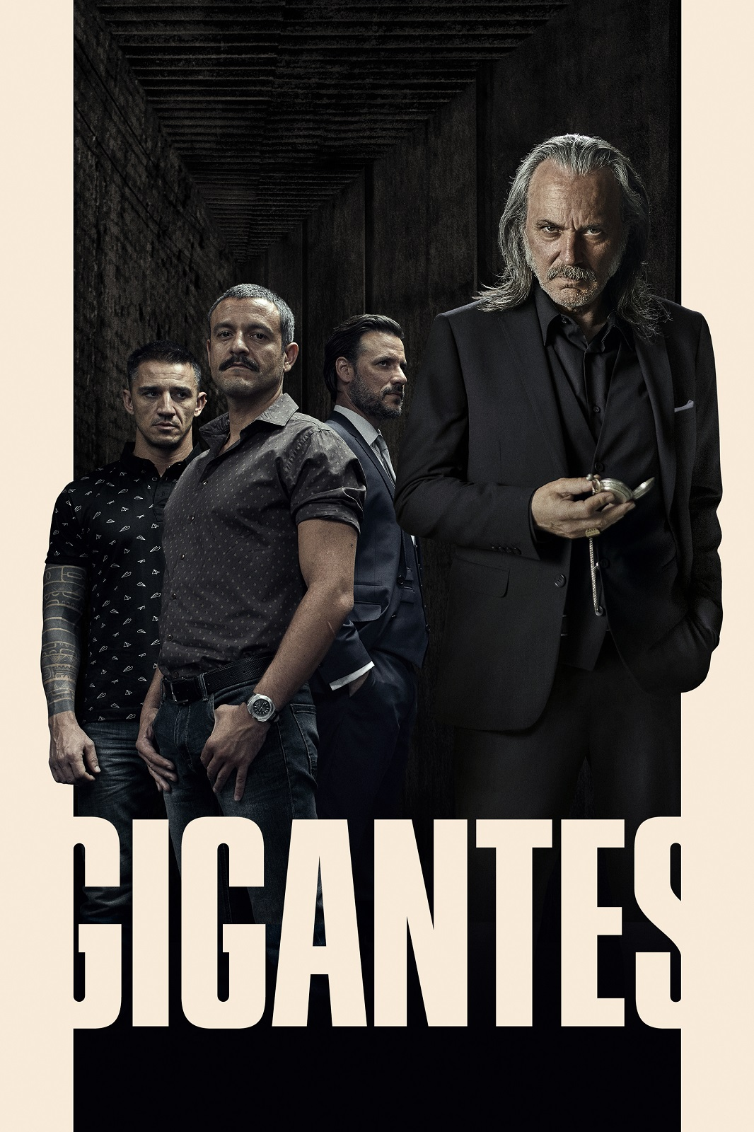Gigantes - Serie 2018 - SensaCine.com