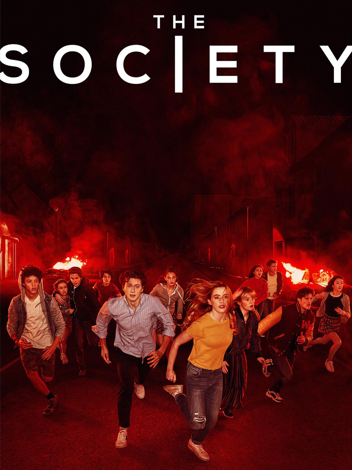 """Resultado de imagen de the society foto"""""""