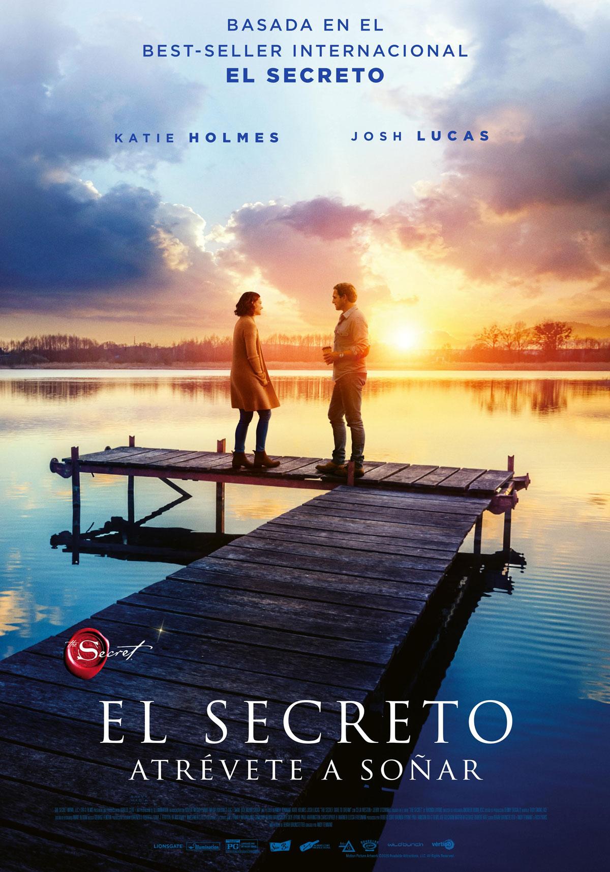 El secreto. Atrévete a soñar - Película 2020 - SensaCine.com