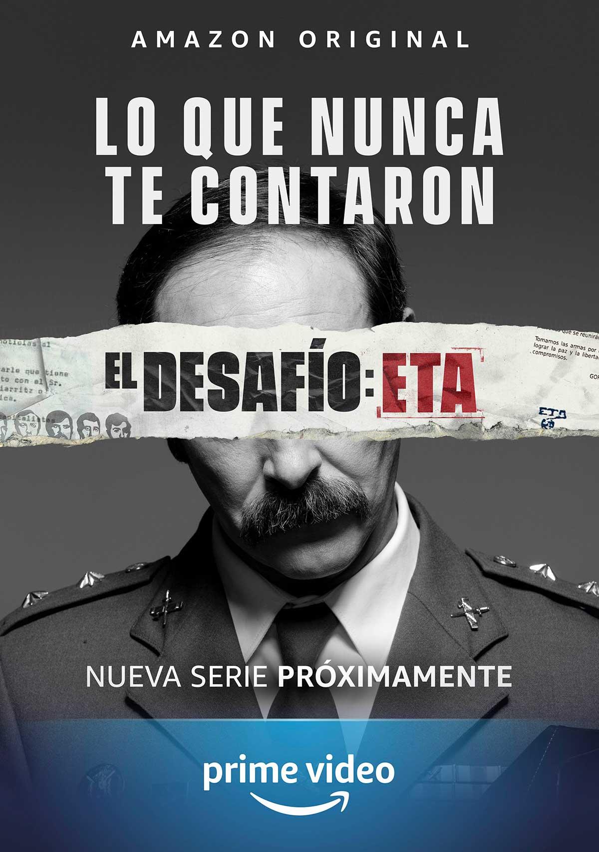 El Desafío: ETA - Serie 2020 - SensaCine.com
