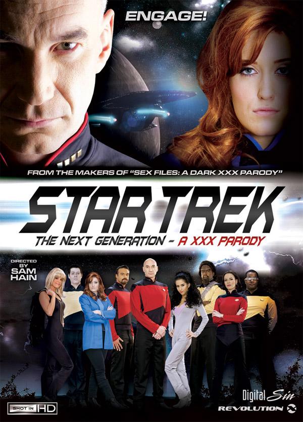 Star Trek: The Next Generation A XXX Parody - Película