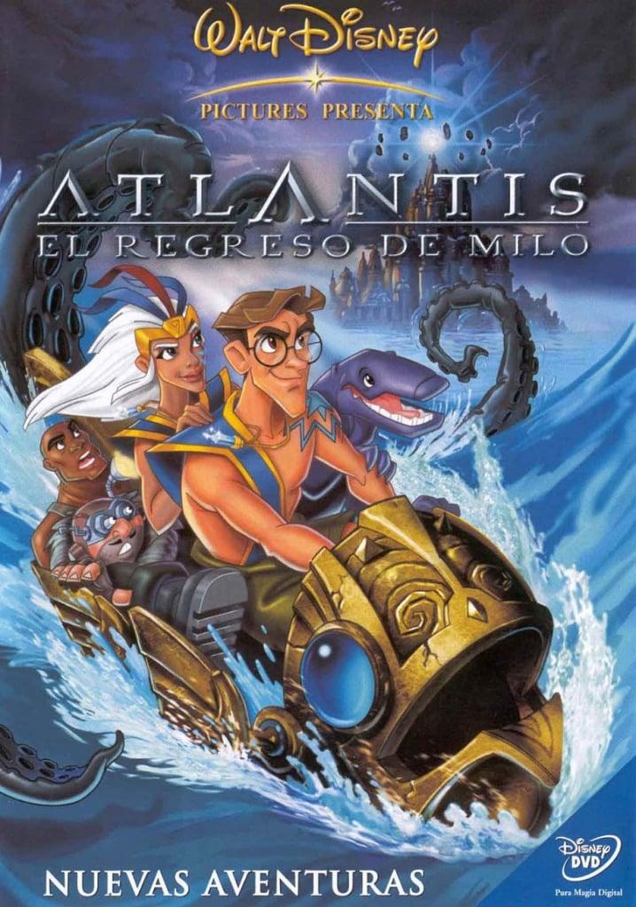 Atlantis last launch video