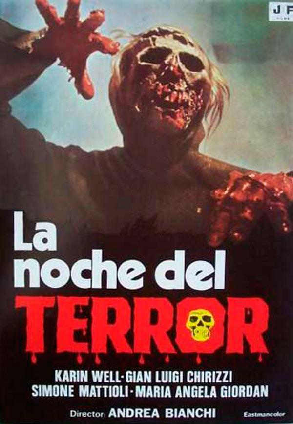 La Noche Del Terror Pel 237 Cula 1981 Sensacine Com