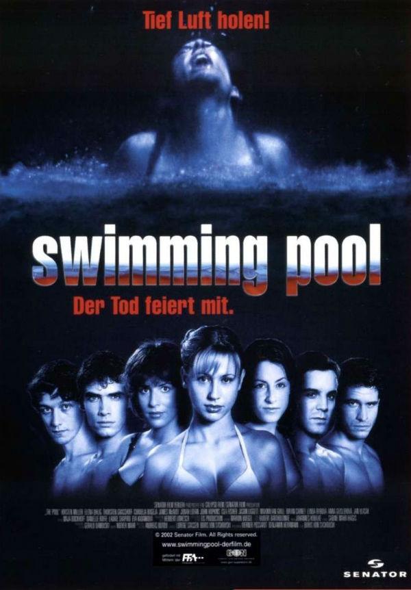 La piscina un grito bajo el agua pel cula 2001 for La piscina pelicula