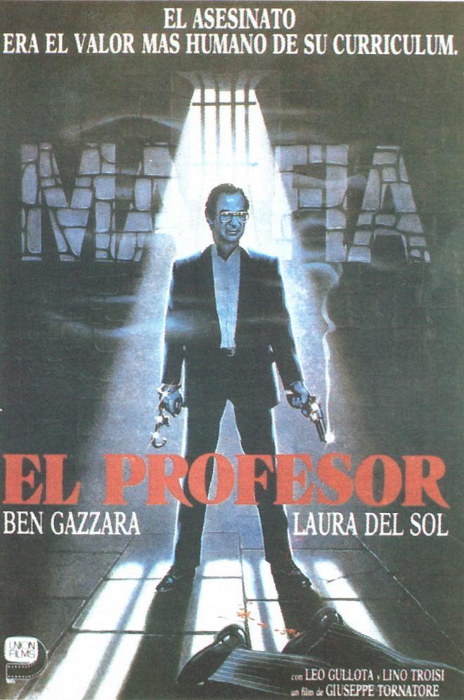 El Profesor Pel 237 Cula 1986 Sensacine Com