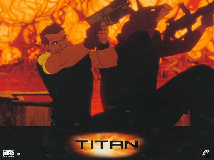 Titan A.E. : Foto