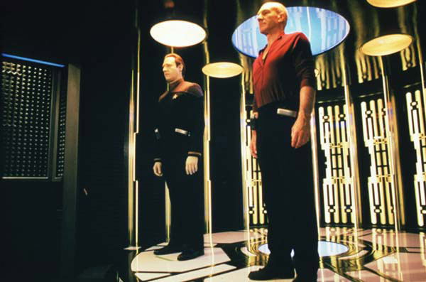 Star Trek. Insurrección : Foto Jonathan Frakes, Patrick Stewart