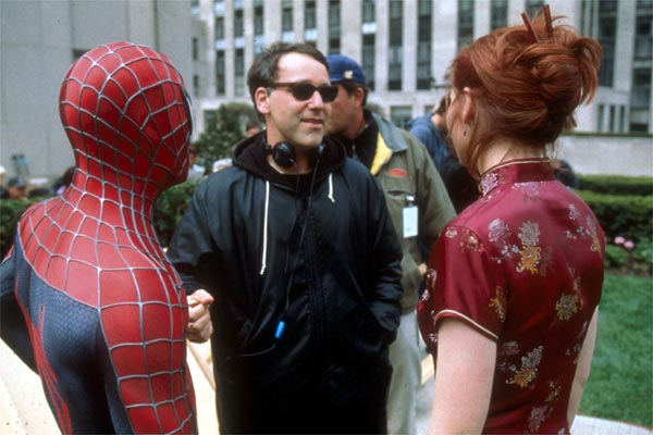Spider-Man : Foto Sam Raimi