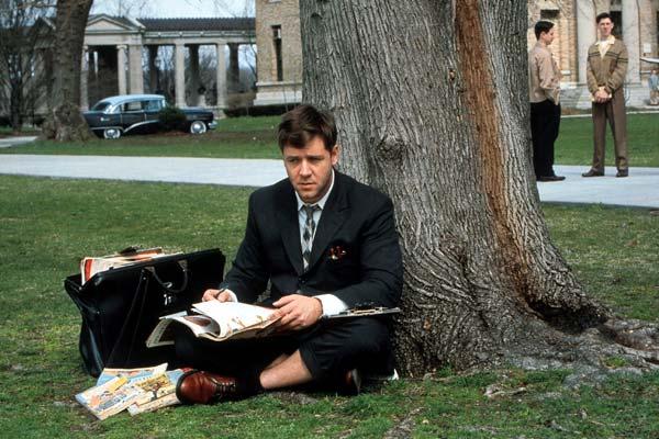 Una mente maravillosa : Foto Ron Howard, Russell Crowe