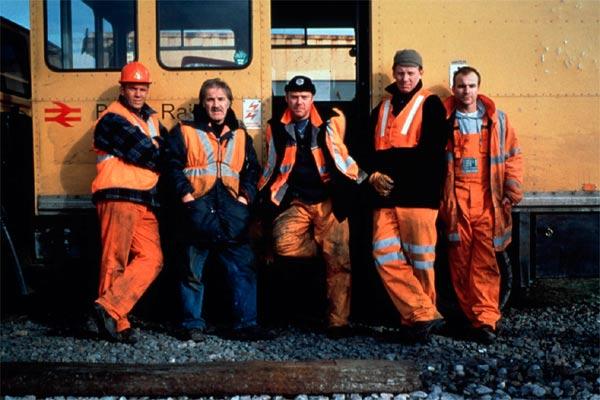 La Cuadrilla : Foto Dean Andrews, Ken Loach, Steve Huison, Thomas Craig