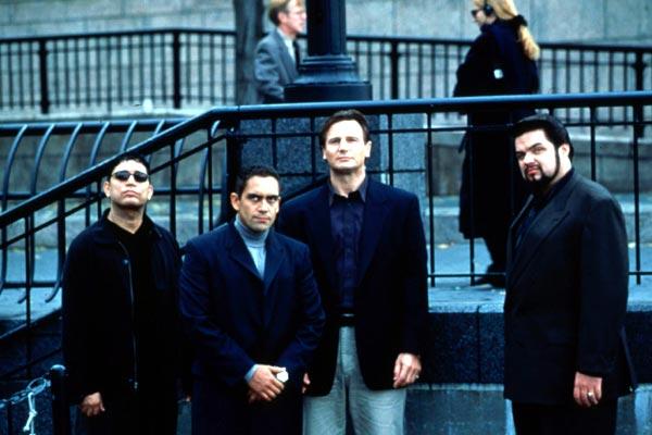Blanco perfecto : Foto Eric Blakeney, Liam Neeson, Michael DeLorenzo, Oliver Platt