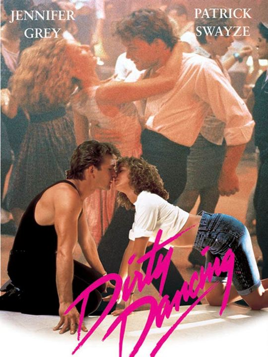 Cartel de dirty dancing poster 2 - Pelicula dirty dancing ...