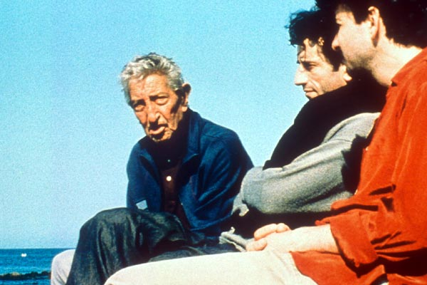 Su hermano: Bruno Todeschini, Eric Caravaca, Maurice Garrel