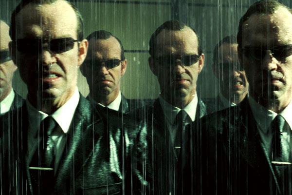 Matrix Revolutions : Foto Hugo Weaving