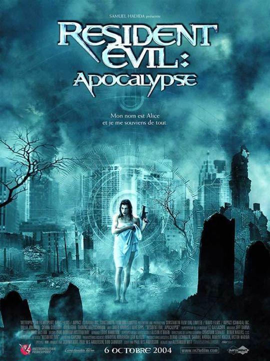 Resident Evil 2: Apocalipsis : Cartel Alexander Witt, Milla Jovovich