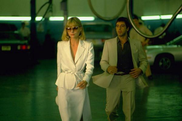 El precio del poder : Foto Al Pacino, Michelle Pfeiffer