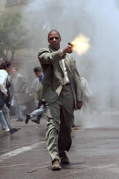 El fuego de la venganza : Foto Denzel Washington