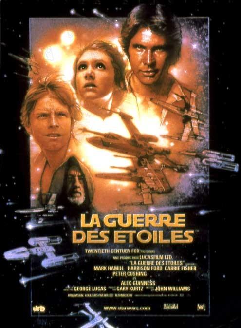 Star Wars: Episodio IV - Una nueva esperanza (La guerra de las galaxias) : Cartel