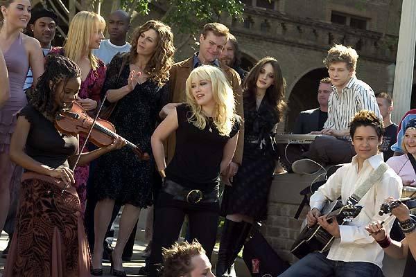 Escucha mi voz : Foto Hilary Duff, Sean McNamara