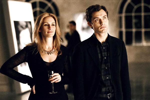 Closer: Julia Roberts, Jude Law