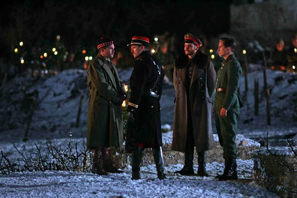 Feliz Navidad : Foto Alex Ferns, Benno Fürmann, Daniel Brühl, Guillaume Canet