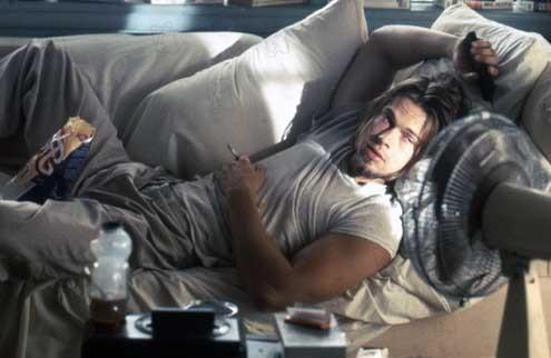 Amor a quemarropa : Foto Brad Pitt