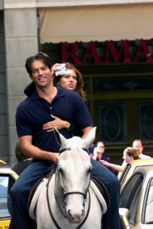Will y Grace : Foto Debra Messing, Harry Connick Jr