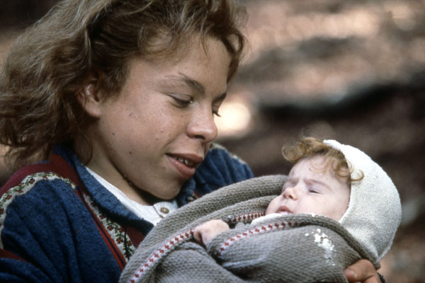 Willow : Foto Ron Howard, Warwick Davis