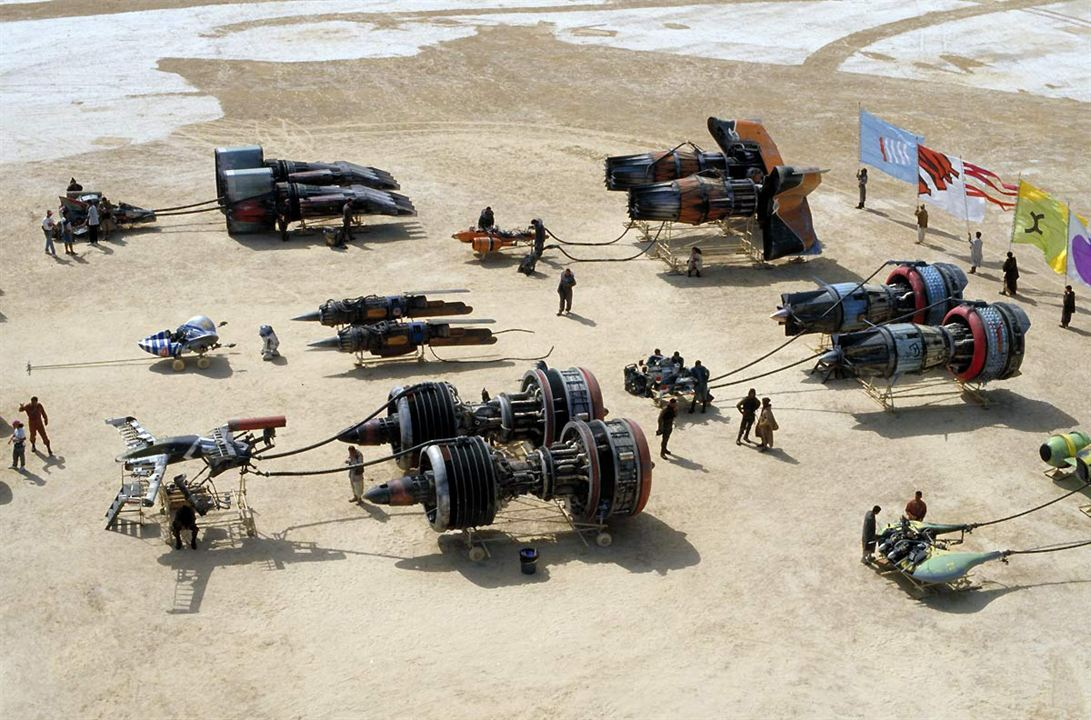 Star Wars: Episodio I - La amenaza fantasma : Foto