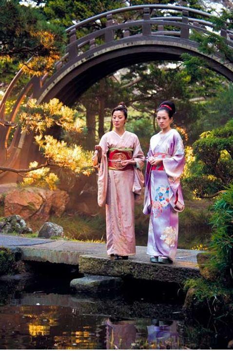 Memorias de una geisha : Foto Michelle Yeoh, Zhang Ziyi