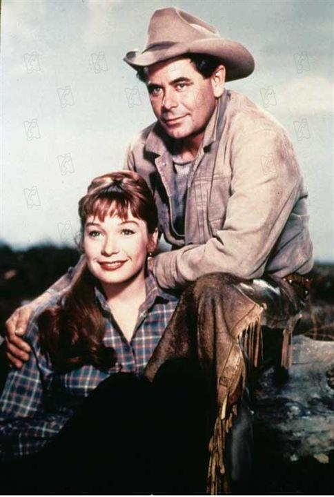 Furia en el valle : Foto George Marshall, Glenn Ford
