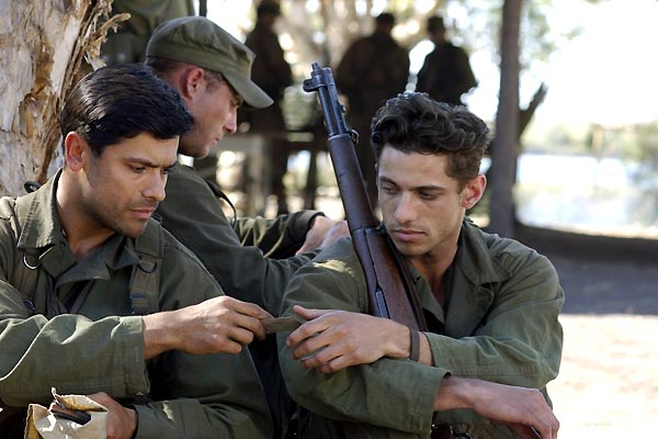 El gran rescate : Foto James Carpinello, John Dahl, Mark Consuelos