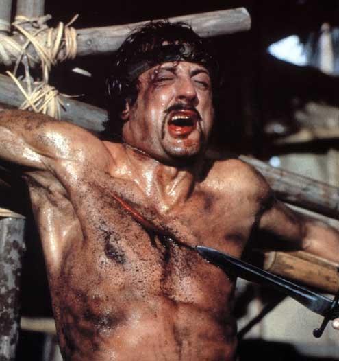 Acorralado : Foto Sylvester Stallone