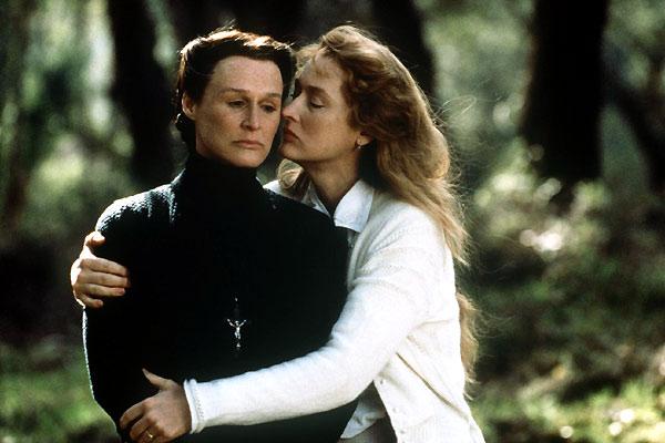 La casa de los espíritus : Foto Bille August, Glenn Close, Meryl Streep