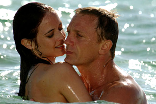 Casino Royale : Foto Daniel Craig, Eva Green