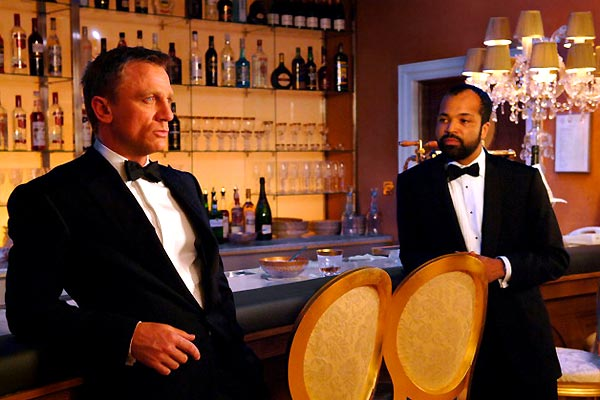 Casino Royale : Foto Daniel Craig, Jeffrey Wright