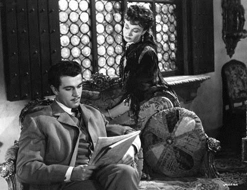Anna Karenina : Foto Kieron Moore, Vivien Leigh