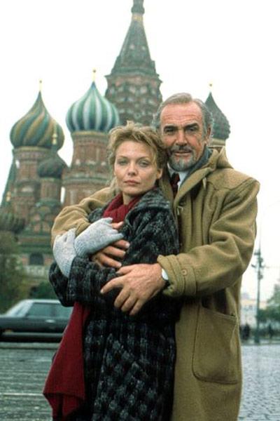 La Casa Rusia : Foto Fred Schepisi, Michelle Pfeiffer, Sean Connery